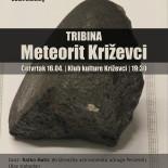 TRIBINA: Meteorit Križevci