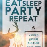 """Eat, Sleep, Party, Repeat"" – dio četvrti"