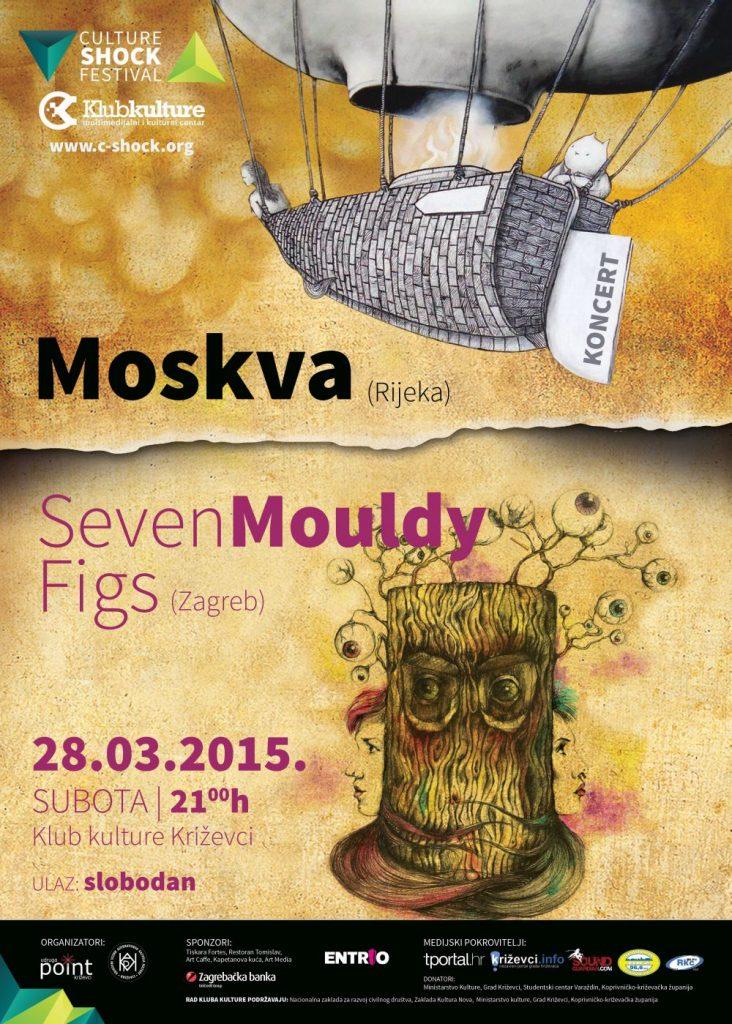Koncert Moskva i 7M Figs