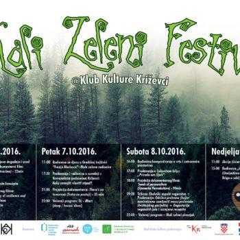 Dolazi treći Mali Zeleni. Vaš najdraži ekološki festival