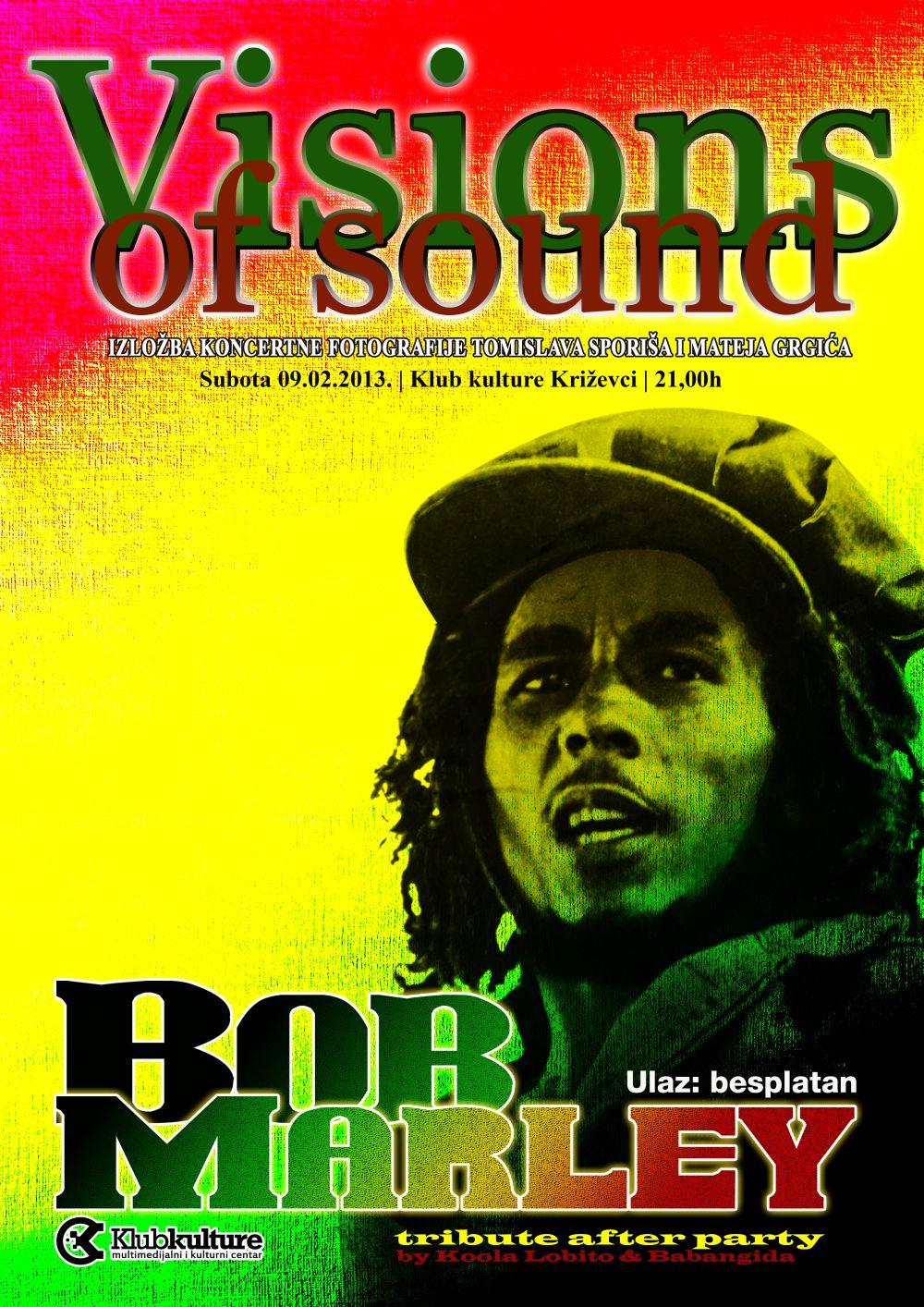Marley tribute plakat  za net