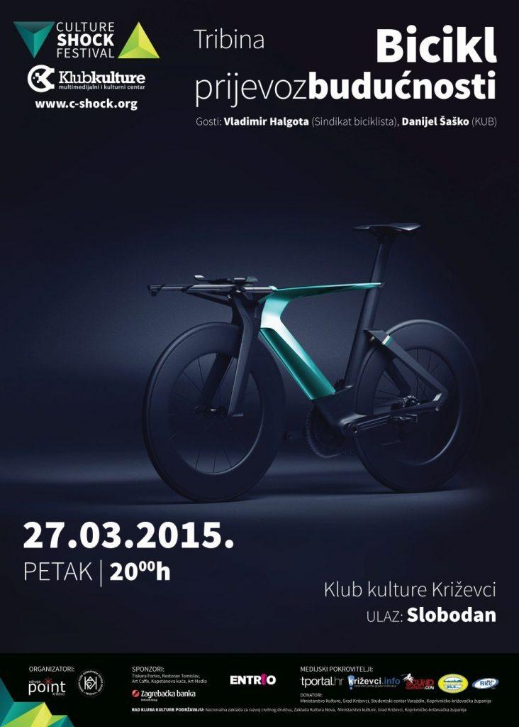 Tribina bicikl